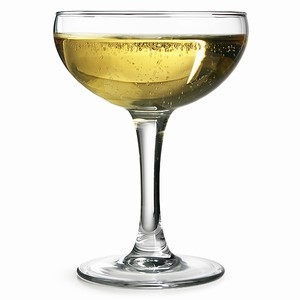 Libbey Embassy Glassware, Champagne Traditional