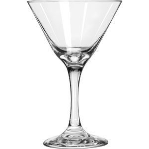 Libbey Embassy Glassware Martini 6 oz