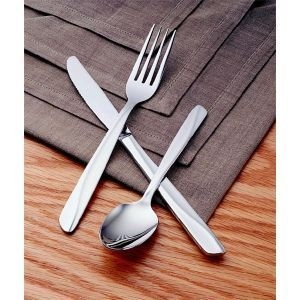 Tivoli Flatware, Bouillon Spoon