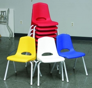 Child Size Plastic Chair