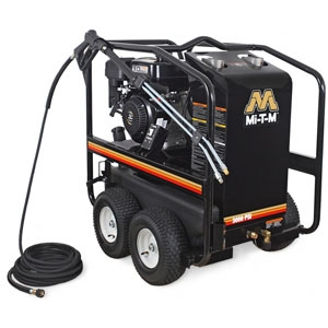 Mi-T-M Hot Water Pressure Washer