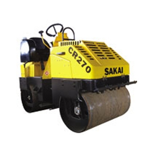 Sakai Ride On Vibratory Compactor