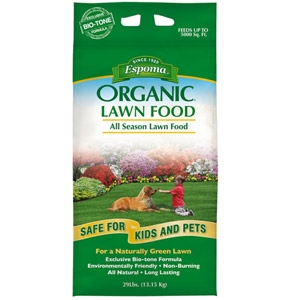 Espoma Organic® All Season Lawn Food
