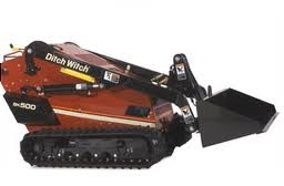 MINI SKIDSTEER (DITCH WITCH)