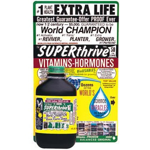 SuperThrive Vitamin & Hormone Supplement for Plants