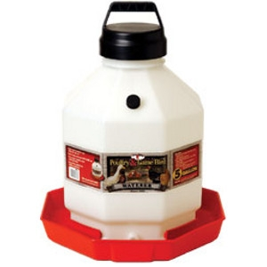 5 Gallon Plastic Automatic Waterer