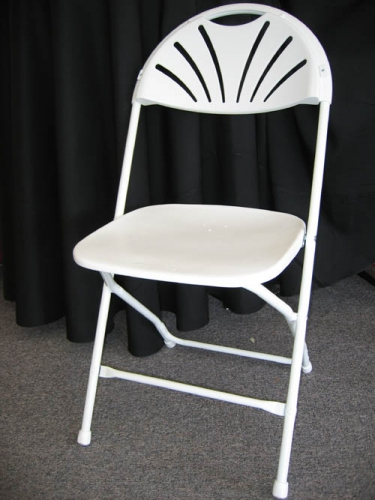 Fan Back Chair