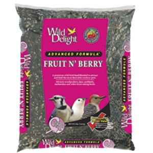 Wild Delight 5 Lb. Fruit N' Berry™ Bird Food