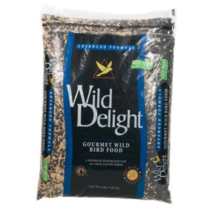 Wild Delight Gourmet Outdoor Wild Bird Food