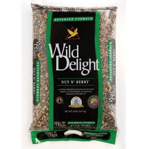 Wild Delight 20 Lb. Nut N' Berry® Bird Food