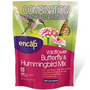 Encap Wildflower Butterfly & Hummingbird Mix