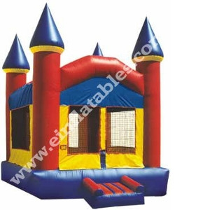 Inflatable Bouncer -Funhouse Castle Moonbounce
