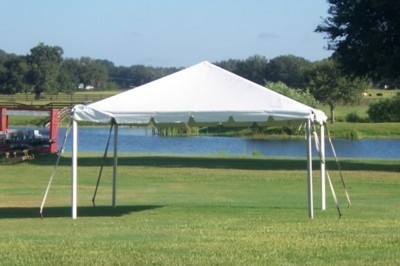 Frame Style Tent, 15 x 15
