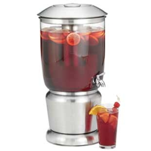 Beverage Dispenser, 2.5 Gallon