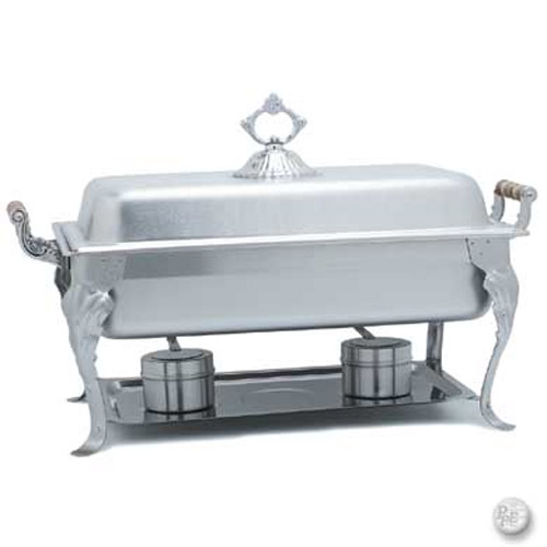 8 QUART ROYAL CREST RECTANGULAR CHAFER