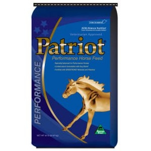 Patriot® Performance 14% Horse Feed