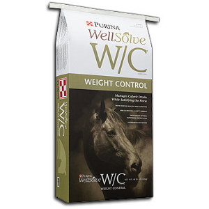 WellSolve W/C® Horse Feed