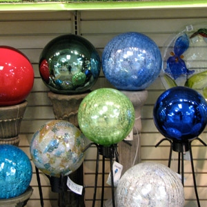 Echo Valley Gazing Globes