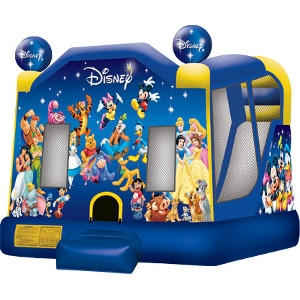 World of Disney Combo Bounce House