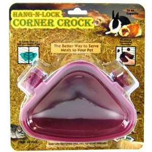 Hang N Lock Corner Crock