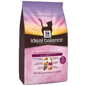 Ideal Balance Natural Chicken & Brown Rice Adult- Cat