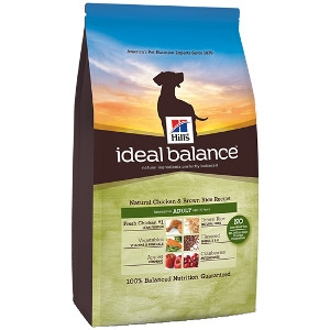 Ideal Balance Natural Chicken & Brown Rice Adult- Dog