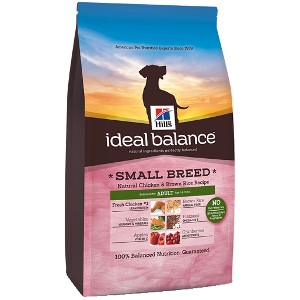 Ideal Balance Natural Chicken & Brown Rice Small Breed Adult- Dog