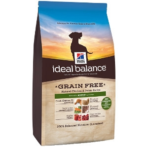 Ideal Balance Natural Chicken & Potato Grain Free Adult- Dog