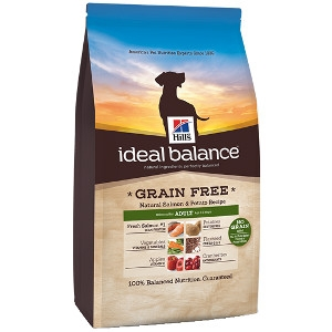 Ideal Balance Natural Salmon & Potato Grain Free Adult- Dog