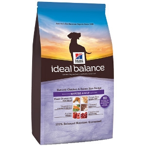 Ideal Balance Natural Chicken & Brown Rice Mature Adult- Dog
