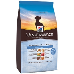 Ideal Balance Natural Chicken & Brown Rice Puppy
