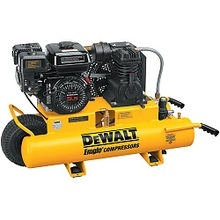 Dewalt 5 1/2HP Gas Compressor