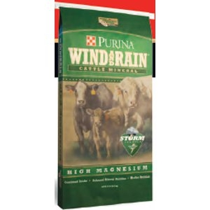 PURINA® WIND AND RAIN ® STORM  HI-MAGNESIUM COMPLETE