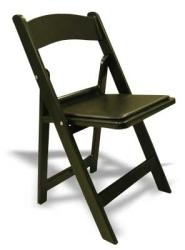 Garden chair - Black