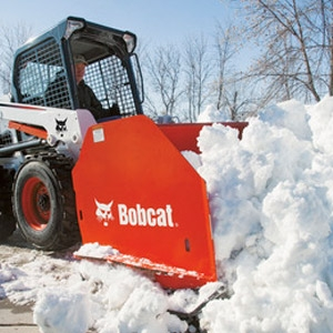 Bobcat 8' Snow Pusher