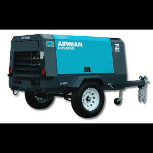 Air Compressor 185cfm