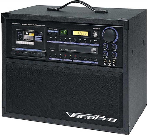 Karaoke Machine, Vocopro