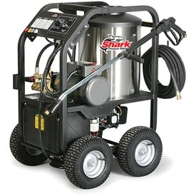 Shark Hot Water Pressure Washer 1100 PSI