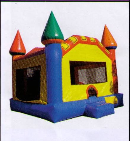 Bounce House, Castle