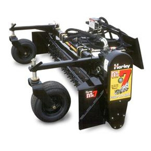 Harley Power Box Rake