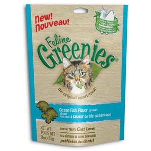 FELINE GREENIES® Dental Treats