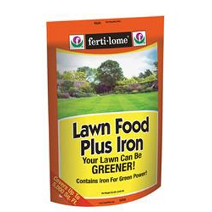 Lawn Food Plus Iron 24-0-4