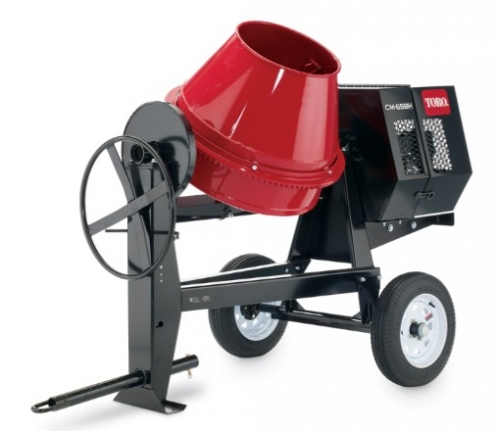 Cement Mixer (towable) 6 cubic feet