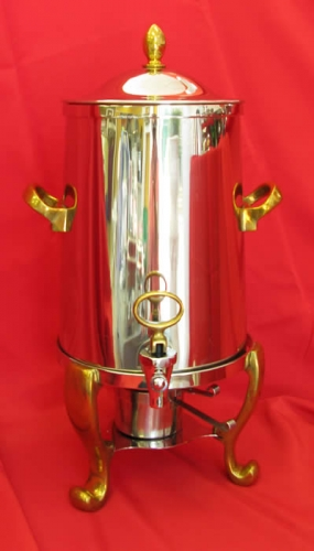 Brass Trim Coffee Urn 60 cup