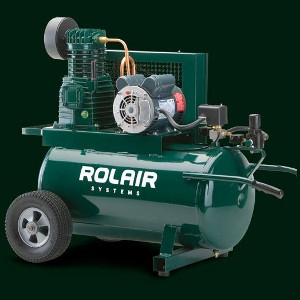 Rol-Air Gas Compressor, 1.5 HP