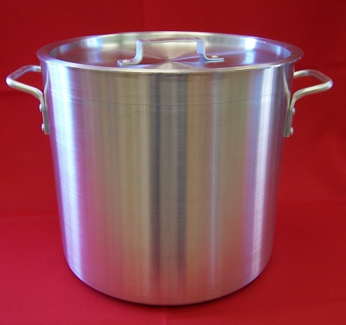 Stock Pot 20qt with lid and basket