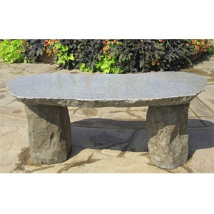 Stone Age Creations Granite Bench