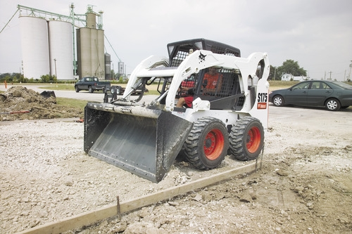 Bobcat S185 Skid Steer Front Loader