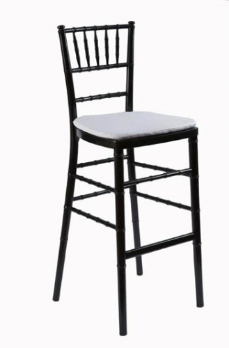 Bar Stool Chivari Black