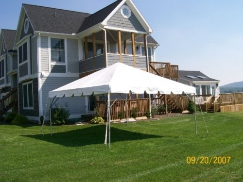 Anchor 16' x 16' Frame Tent